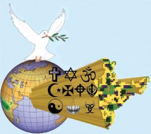 केवल सर्वधर्म समादर खोलेगा विश्व शान्ति का द्वार