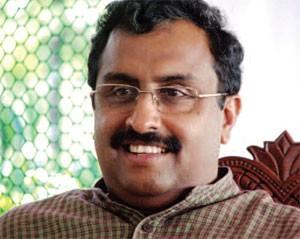 जय हो राम माधव की