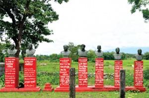 नक्सलबाड़ी में आज क्रांति की  कथा भी नदारद