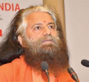 माई दिल फॉर इंडिया, माई विल फॉर इंडिया: स्वामी चिदानंद सरस्वती