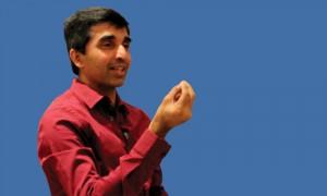 मन और खाने के बीच है बड़ा संबंध: दास श्रीधरन