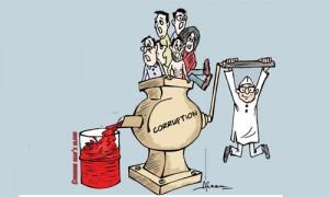 भ्रष्टाचार कारण तथा निवारण