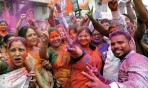 विकास के एजेंडे ने असम में खिलाया कमल