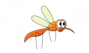 मैं मच्छर महान