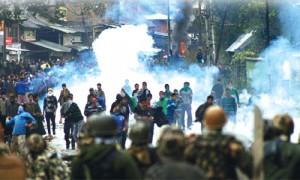 आतंक के साए में कश्मीर
