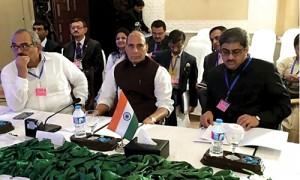पाकिस्तान को दो टूक जवाब