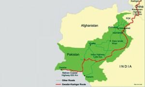 चीन-पाकिस्तान आर्थिक कॉरीडोर पर निशाना साधें