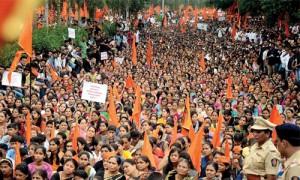 महाराष्ट्र में फिर दलित बनाम मराठा