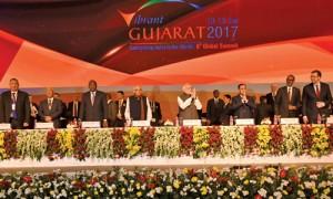 वाइब्रेंट गुजरात शिखर सम्मेलन 2017:एक शानदार सफलता