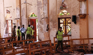 लंका विस्फोट: चन्द सवाल आम मुसलमानों से