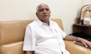 येदियुरप्पा का राजनीतिक सफर