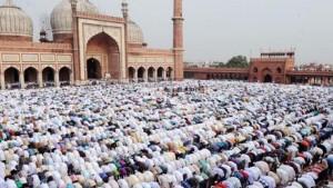 देश के विभिन्न हिस्सों में मनाया गया ईद-उल-अजहा का त्योहार
