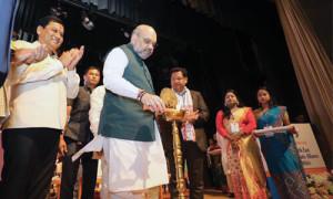 एनआरसी के तहत भारत सरकार एक भी घुसपैठिए को देश के अन्दर रहने नही देगी- गृहमंत्री अमित शाह