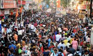 'बढ़ती जनसंख्या' एक अभिशाप