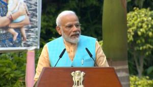 दिल्ली की अनाधिकृत कॉलोनियों के लोगों ने जताया प्रधानमंत्री का आभार