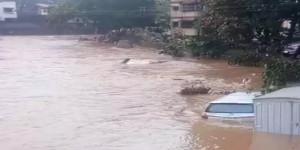 तमिलनाडु के कई इलाकों में बारिश से जनजीवन बेहाल