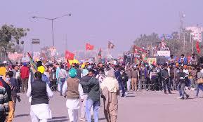 केंद्र ने किसान संगठनों द्वारा बुलाए गए भारत बंद के चलते सभी राज्यों और केंद्रशासित प्रदेशों से कड़ी सुरक्षा करने को कहा