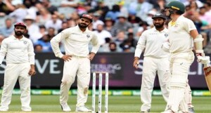 क्रिकेट में, भारत और ऑस्ट्रेलिया के बीच पहला टैस्ट मैच आज से एडिलेड में