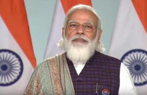 देश के बुनियादी ढांचे को मजबूत करने के लिए पूरे विश्व से निवेश आकर्षित करने के प्रयास किए जा रहे हैं:  प्रधानमंत्री नरेंद्र मोदी