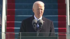 जो बाइडेन ने ली अमेरिका के 46वें राष्ट्रपति पद की शपथ