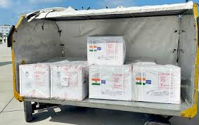 भारत निर्मित कोविशील्ड टीके की पांच लाख खुराकें आज श्रीलंका भेजी जाएंगी