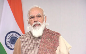 प्रधानमंत्री नरेन्द्र मोदी ने आज विश्व के सबसे बडे कोविड टीकाकरण कार्यक्रम का शुभारंभ किया