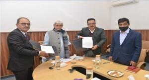जम्मू-कश्मीर प्रशासन का नेफेड के साथ समझौता