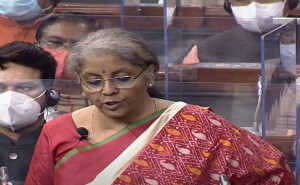 कृषि क्षेत्र में ऋण का लक्ष्य बढ़ाकर सोलह दशमलव पांच लाख करोड़ रुपये किया गया