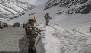 भारत और चीन आज वास्तविक नियंत्रण रेखा पर चीन की तरफ मोलदो में कोर कमांडर स्तर की दसवें दौर की वार्ता करेंगे