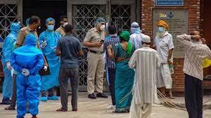 दिल्ली में कल कोविड-19 के एक सौ 14 नये रोगियों की पुष्टि