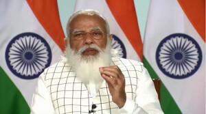 पीएम मोदी ने कहा कि आत्मनिर्भर भारत के निर्माण के लिए देश को आत्मविश्वासी युवकों की जरूरत है जो सीधे तौर पर शिक्षा, ज्ञान व कौशल से जुड़ा हो। नई राष्ट्रीय शिक्षा नीति को इसी आधार पर विकसित किया गया है।