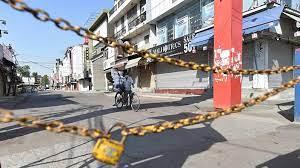 उत्तर प्रदेश सरकार ने लखनऊ, गोरखपुर, सहारनपुर और मेरठ को छोड़कर सभी जिलों से कोरोना कर्फ्यू हटाया
