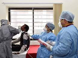 देश में कोविड से स्वस्थ होने की दर 97 दशमलव तीन प्रतिशत हुई
