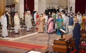 केन्द्रीय मंत्रिपरिषद में फेरबदल के निहितार्थ