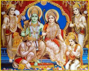 अद्भुत आदर्श राम और रामायण के